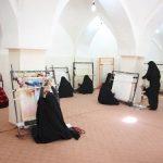 اشتغال بیش از ۶ میلیون نفر در صنعت فرش ایران