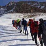 کوهنوردان بهاری ۳۱ قله مرتفع کشور را فتح کردند