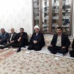 برگزاری مراسم بزرگداشت شهداء کربلای چهار در شهرستان بهار