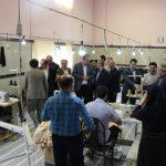 افتتاح کارگاه پوشاک در مرکز آموزش فنی و حرفه ای شهرستان بهار