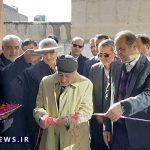 افتتاح آموزشگاه خیرساز حجت الاسلامی در بهار