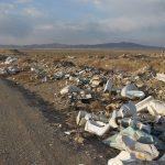 ۸۰ درصد پسماندهای گچی بهار بازیافت میشود