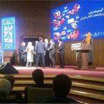 تجلیل از روستای حسین آباد شهرستان بهار در جشنواره روستاها و عشایر دوستدار کتاب