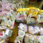 توزیع ۲ هزار بسته غذایی در شهرستان بهار / توزیع ۸۰۰ بسته فرهنگی در روستای گنجتپه