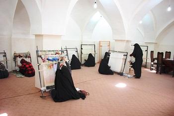 اشتغال بیش از 6 میلیون نفر در صنعت فرش ایران