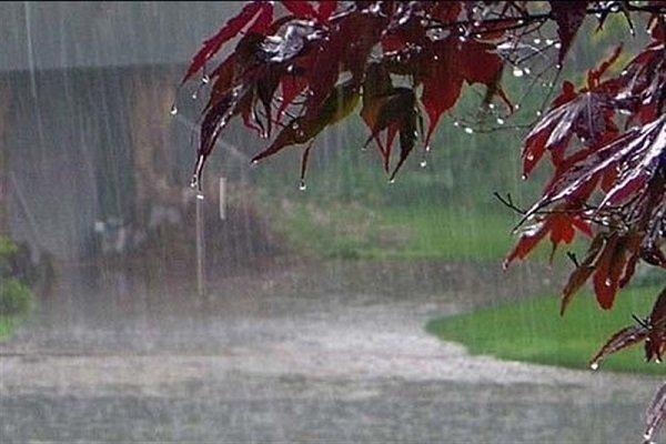 افزایش میزان بارندگیها در استان همدان