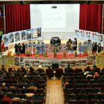 برگزاری همایش طلایه داران انقلاب اسلامی در شهرستان بهار