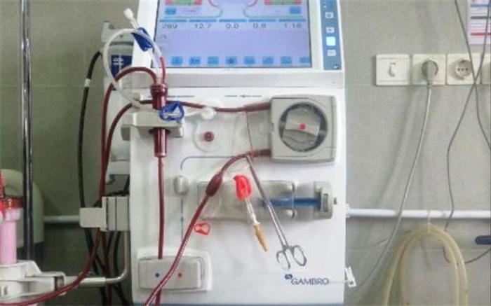 بخش دیالیز بیمارستان بهار هنوز آماده پذیرش بیماران نشده است