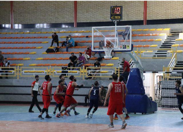 لیگ دسته دوم بسکتبال کشور در بهار آغاز شد