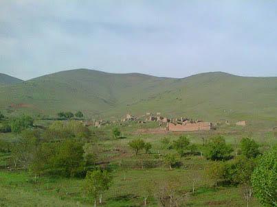 احیای روستای چایان بهار بعد از ۲۰ سال