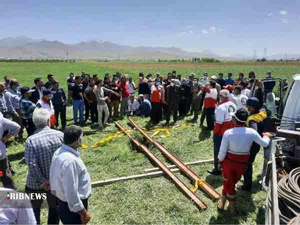 مرگ دو شهروند بهاری بر اثرسقوط در چاه عمیق