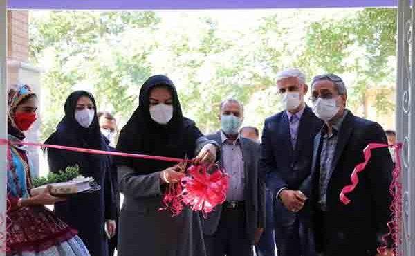 کتابخانه عمومی آیتالله بهاری شهرستان بهار بازگشایی شد